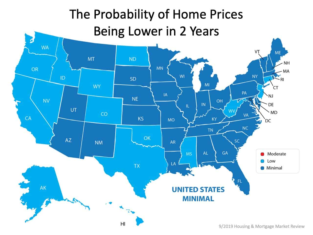 What Is the Probability That Home Values Sink?   Simplifying The Market